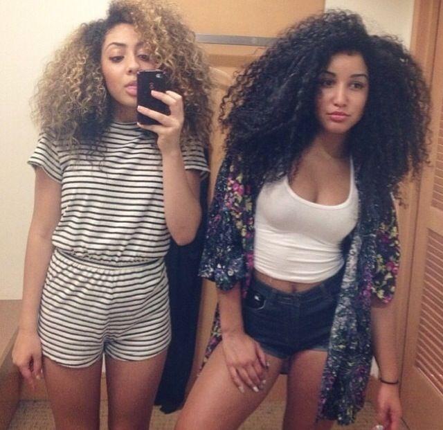 Curly Hair Natural Hair Thick Hair Best Friends