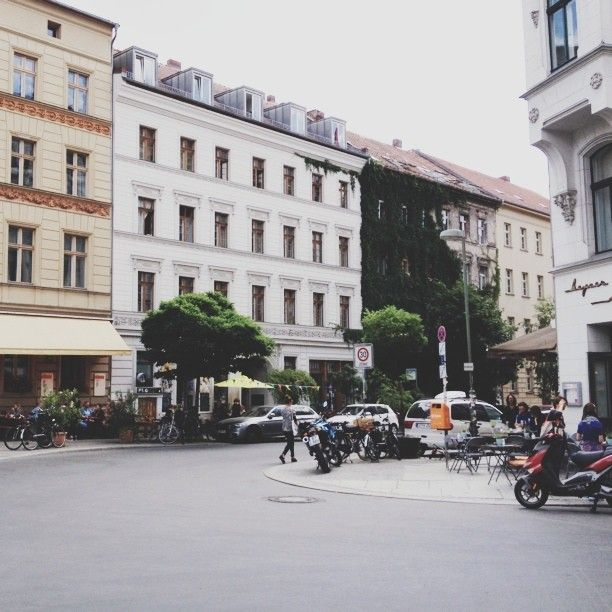"""Berlin - Mitte #vscocam"""