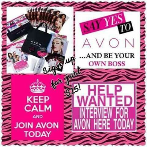 Need extra income for the holidays start your own Avon business for $15! Go to www.startavon.com ref code ( taubertin ) Get started today