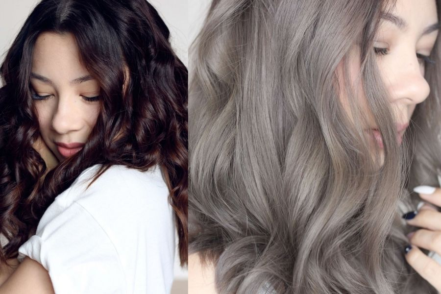 Hair Colors For Gray Hair Best Hair Color For Ethnic Hair Check