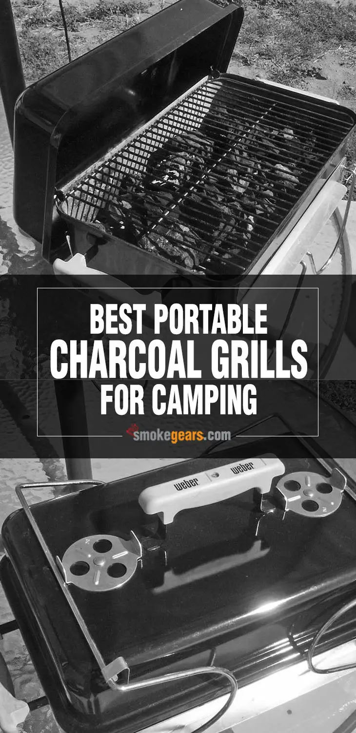 Best Portable Charcoal Grills In 2020 Charcoal Grill Camping Bbq Charcoal