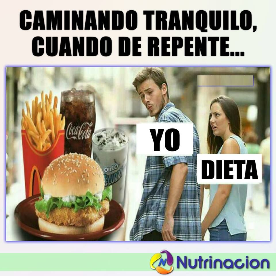 Memes De Dietas Chistosas