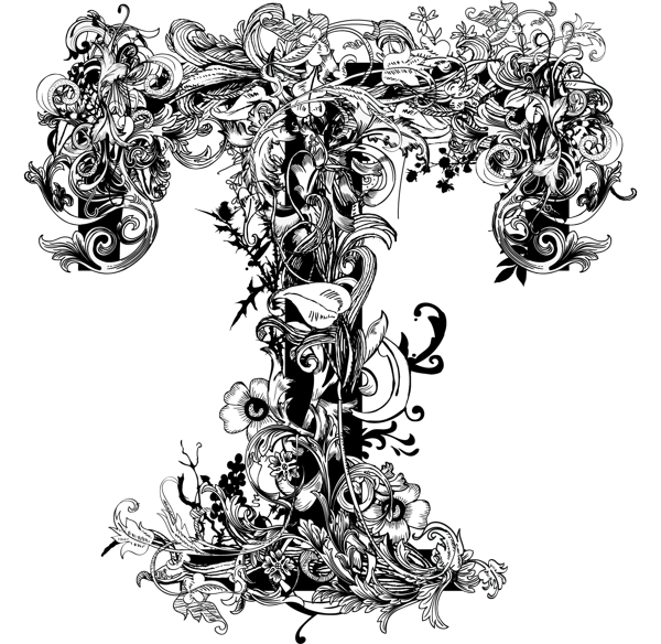 Brushwood By Riccardo Sabatini Via Behance Alphabet Monogram Letters Monogram