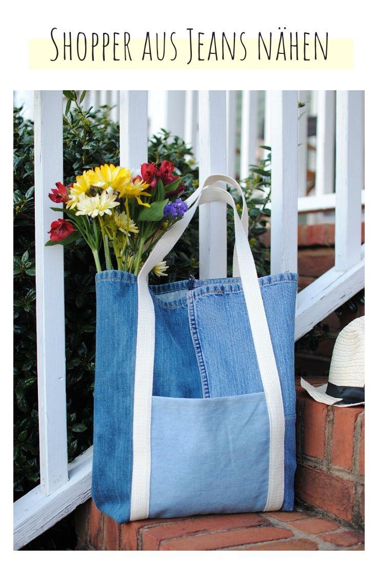 ¡27 ideas de reciclaje para tus jeans viejos! El | MODA BRICOLAJE