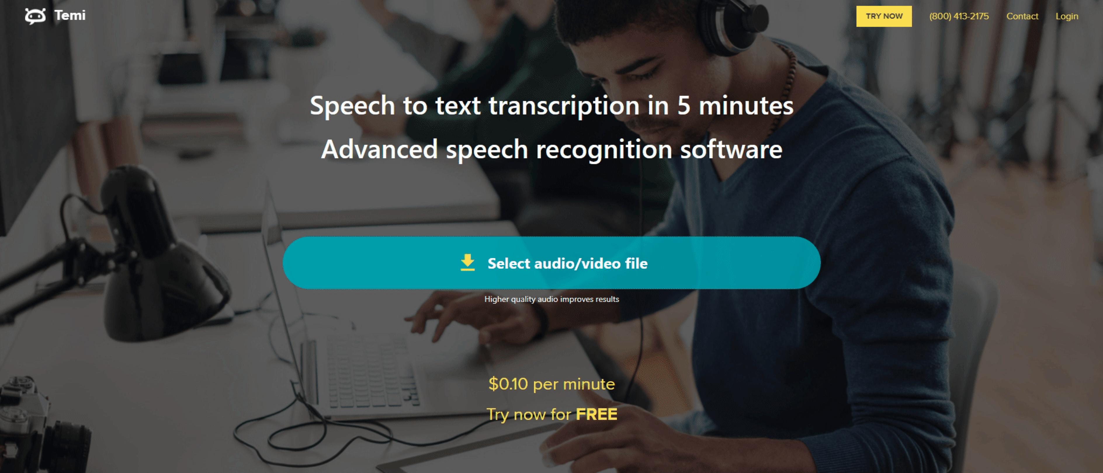 The Best Transcription Apps and Services Transcription