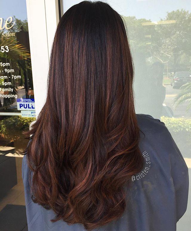 Warm Chocolate Mocha Using Matrix Wm Color Sync Series Beautybycristen Mocha Hair Chocolate Brown Hair Long Hair Styles