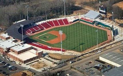 Carolina Stadium University Of South Carolina Baseball University Of South Carolina Gamecocks College Baseball