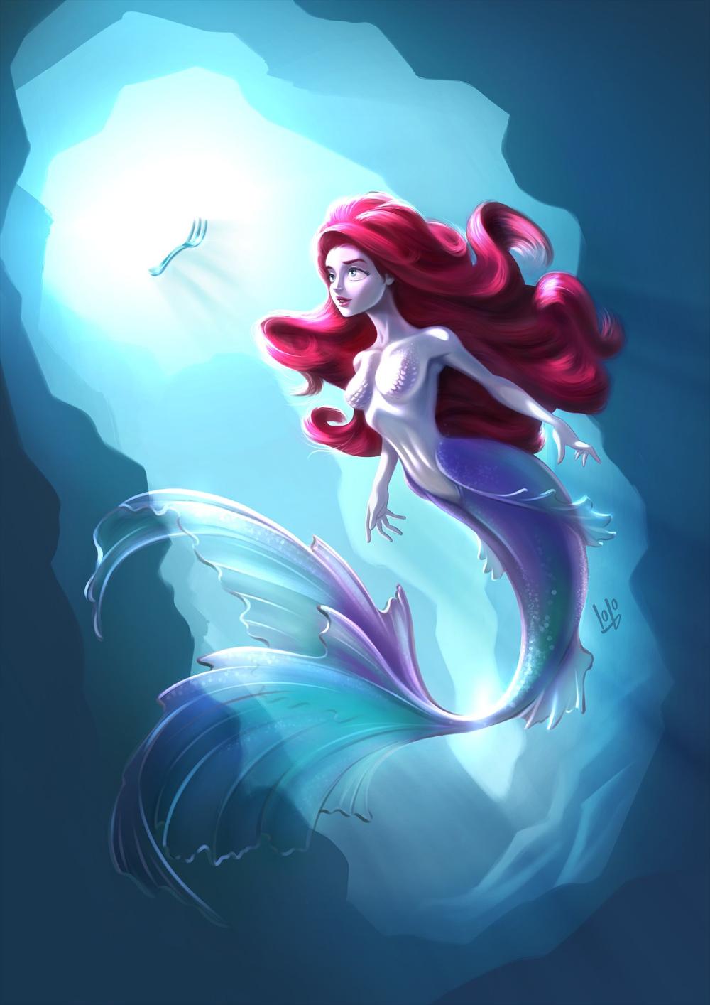 Mermay 2018 (With images) Mermaid drawings, Mermaid art