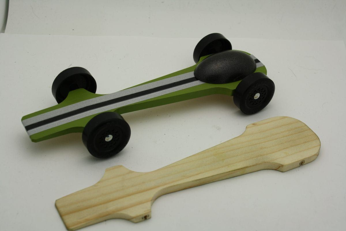 Pin On Pinewood Derby Axles