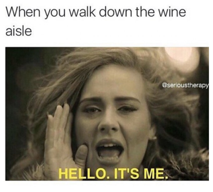 20 Funny Memes You Need To See If You Love Wine Wine Meme Wine Humor Wine Quotes Funny