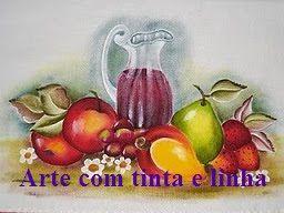 Arte com tinta e linha - By Inês Andrade