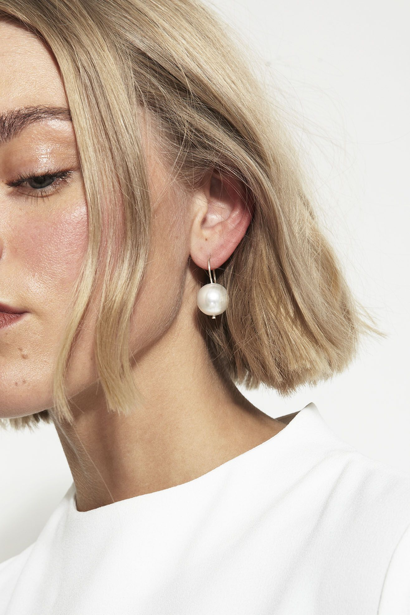 78781470bb20f SOPHIE BUHAI, Pearl Iris Earrings | | glitz. | Pearl earrings ...