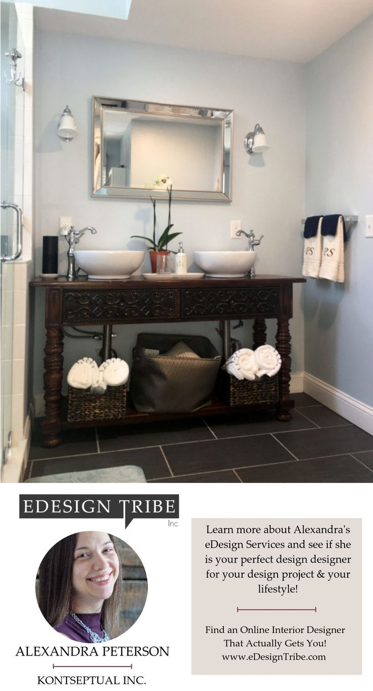 | Kontseptual Inc. |    #edesigntribe #bathroomdesign #vanitygoals #bowlsinks #contemporary