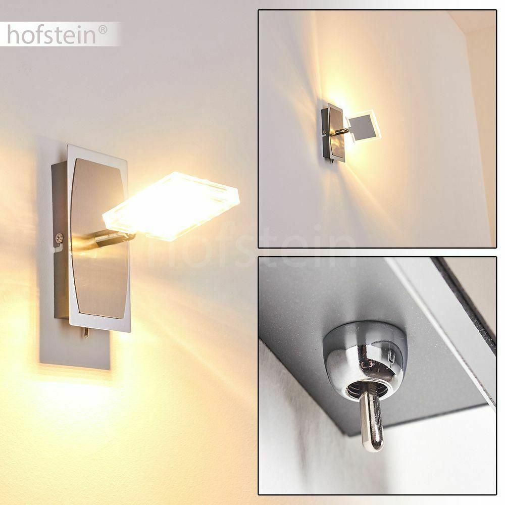 Flur Strahler Vintage Wohn Schlaf Zimmer Beleuchtung Rost Wand Lampen Schalter