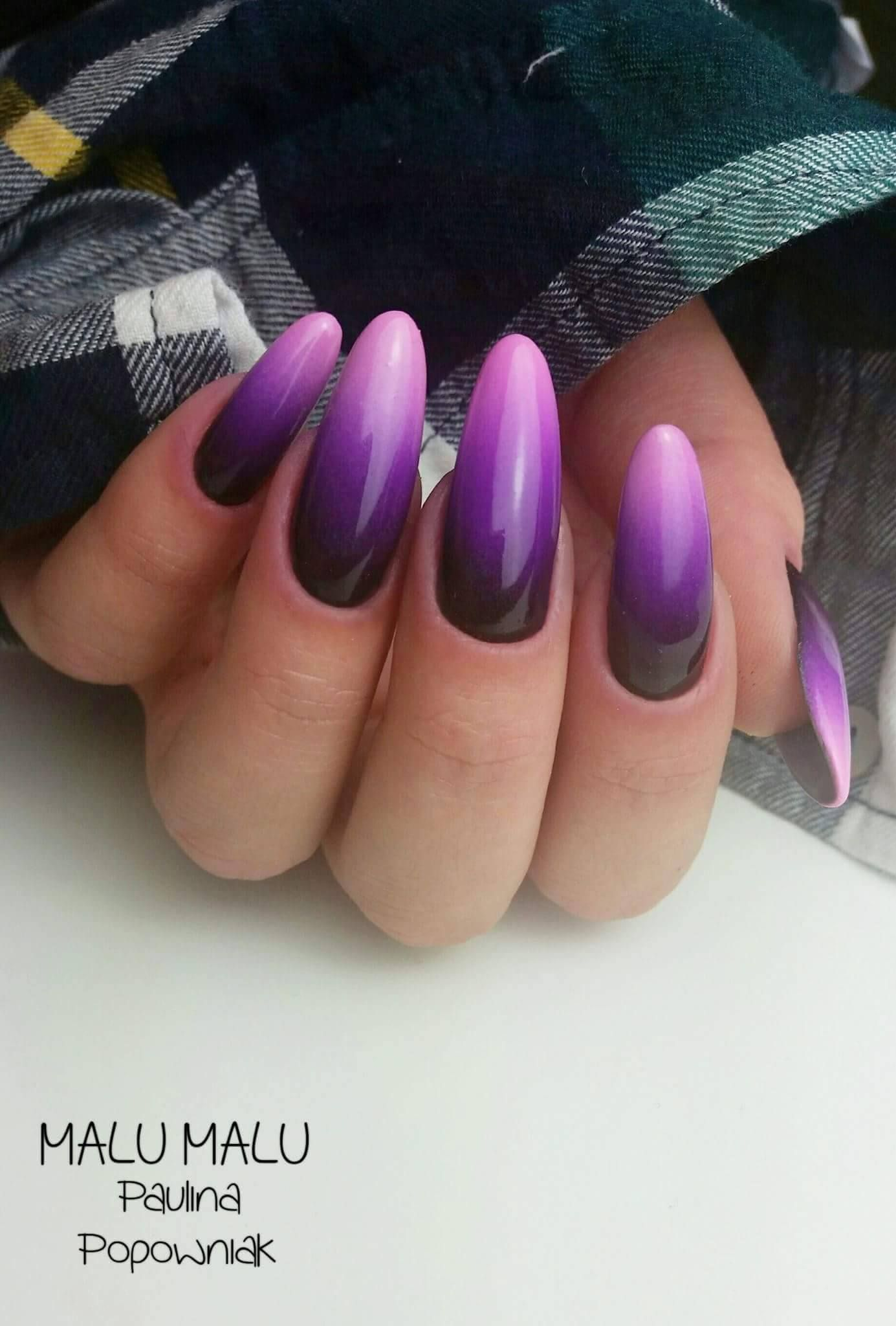 Pin By Marla Christian On Pampered Diva Ombre Nails