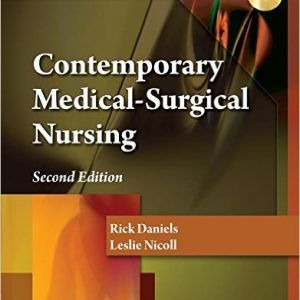 Test bank contemporary medical surgical nursing 2nd edition by nursing and science test bank page 4 of 15 academy test bank fandeluxe Images
