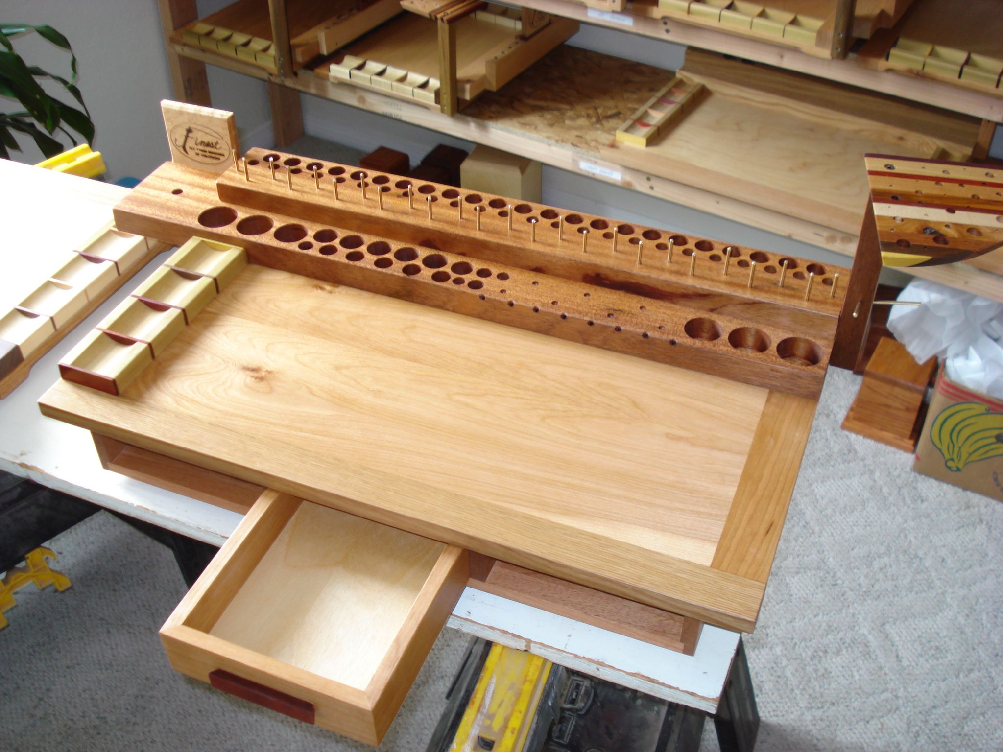 fly tying bench at it s best fly tying pinterest