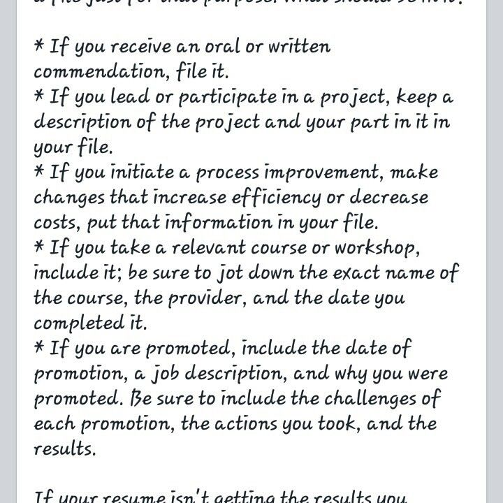 Whether you write your resume yourself or have it written