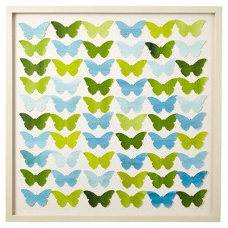 Wolfe, Butterflies