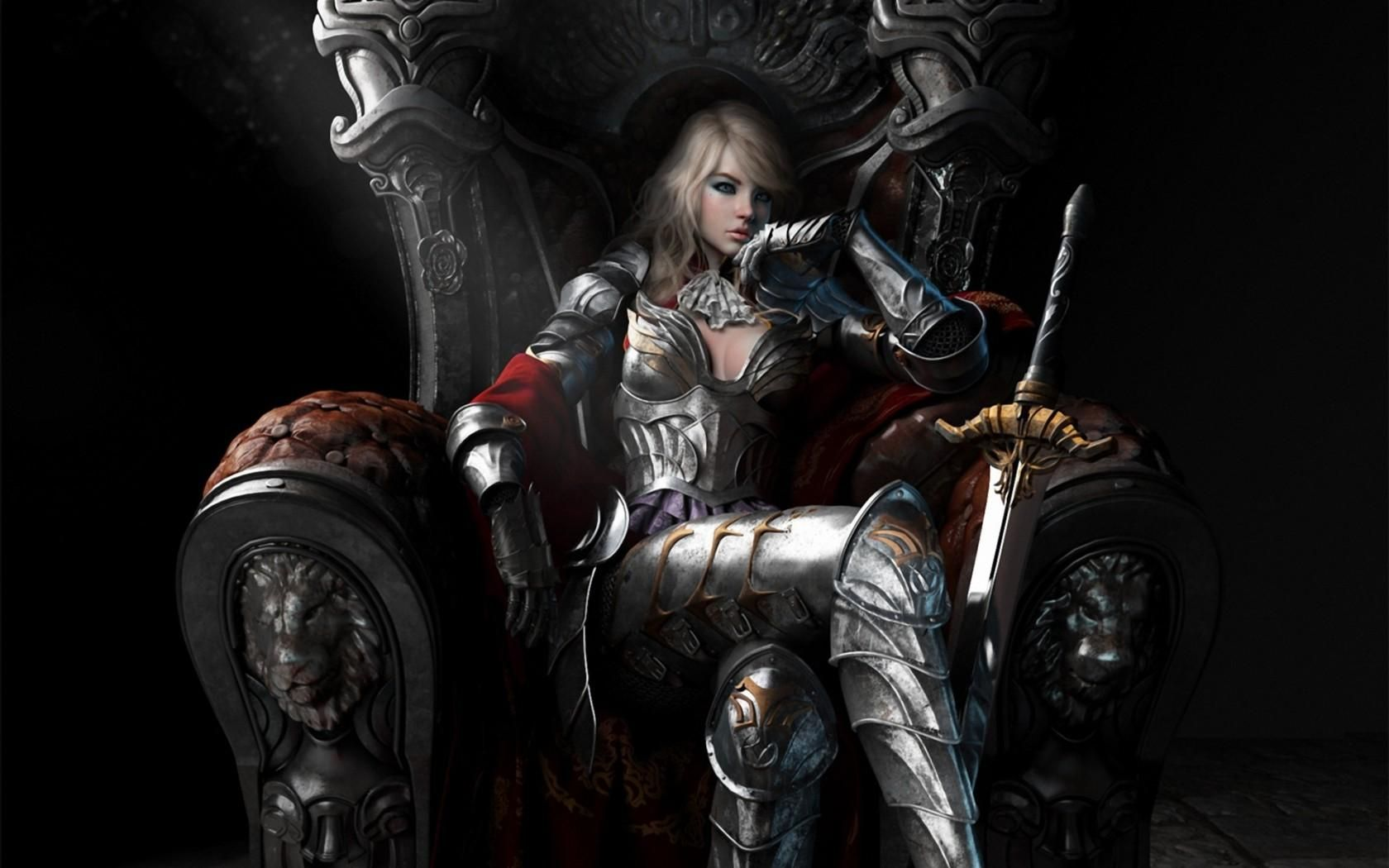 fantasy warrior queen Google Search Fantasy art women