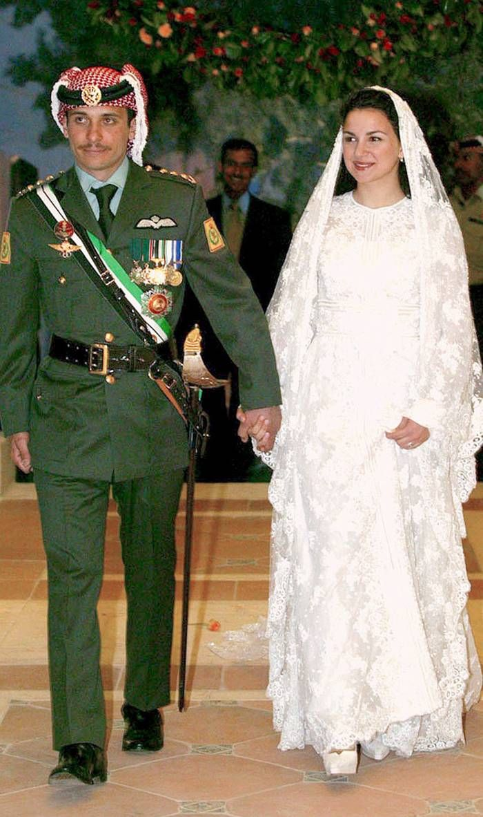 The most stunning royal wedding dresses throughout history