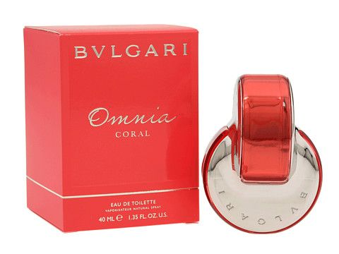 Bvlgari Omnia Coral. The most heavenly scent. | Bvlgari