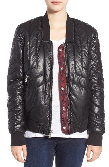 BLANKNYC+Reversible+Quilted+Jacket+available+at+#Nordstrom