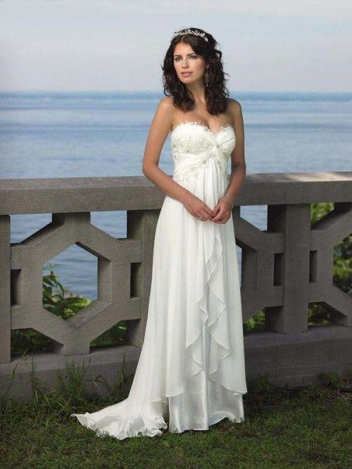 casual beach wedding dresses my pop dress beach casual wedding ...