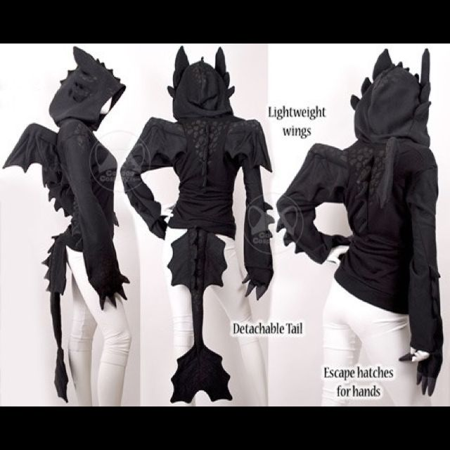 Image result for toothless dragon costume   Costumes   Pinterest ...