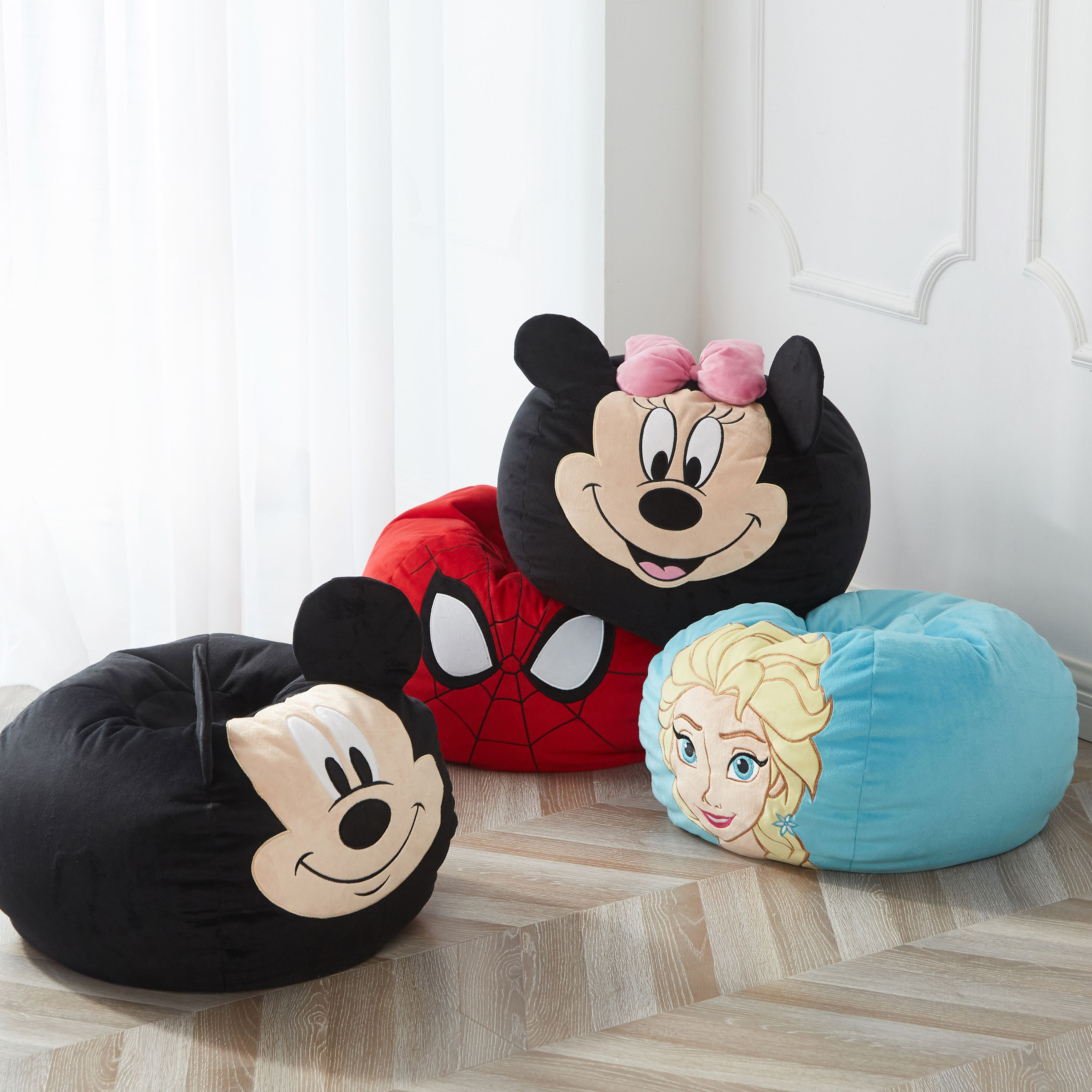 Excellent Disney Frozen Toddler Bean Bag Chairtoddler Frozen Creativecarmelina Interior Chair Design Creativecarmelinacom