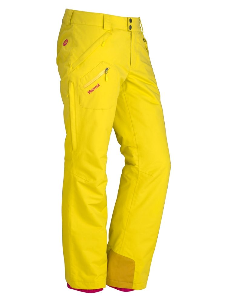Marmot Womens Motion Insulated Ski Pant Alpine Accessories Ski Women Ski Pants Pants