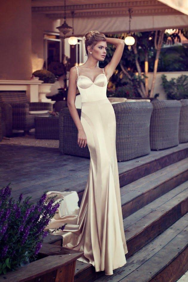 Fabulosos vestidos para fiesta de noche | vestidos | Pinterest ...