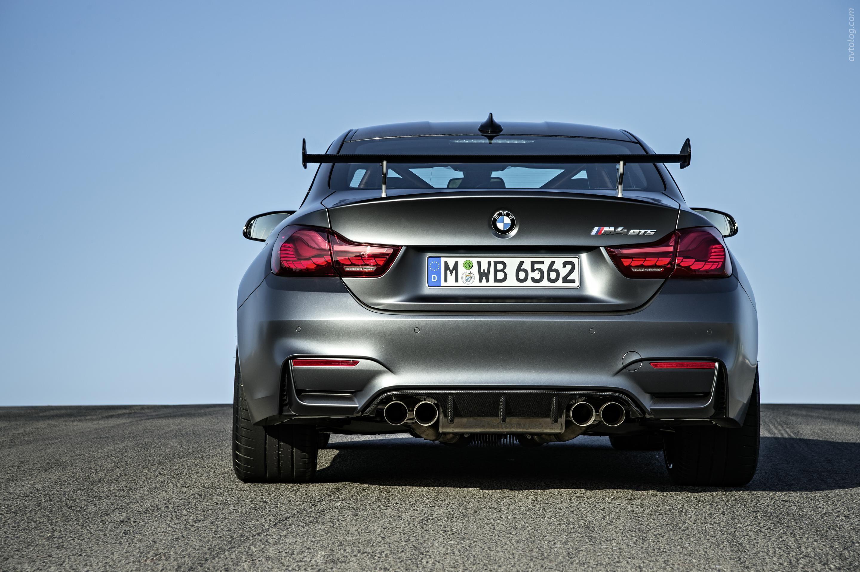 2016 BMW M4 GTS – техноРогичный и экскРюзивный BMW