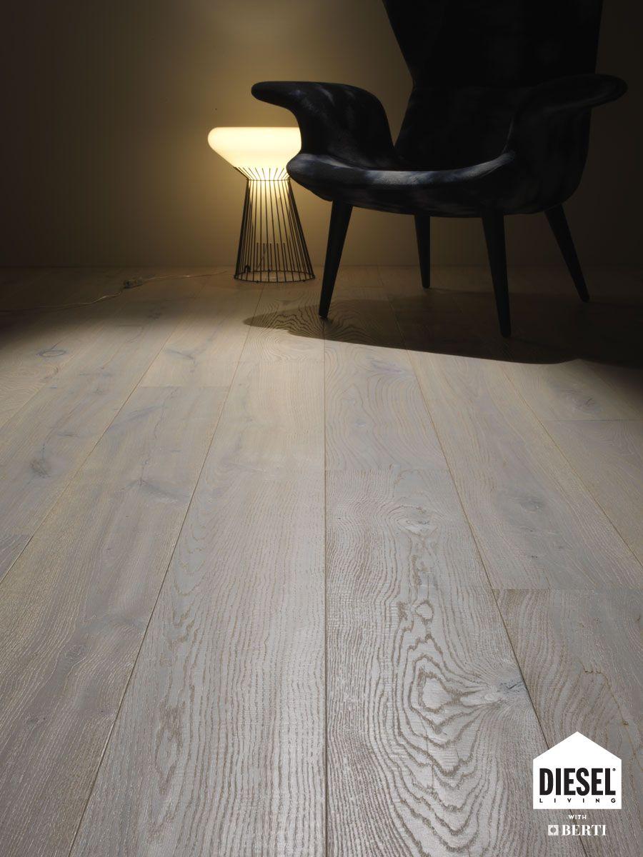 Pavimenti in legno e parquet firmati Diesel Living with Berti ...