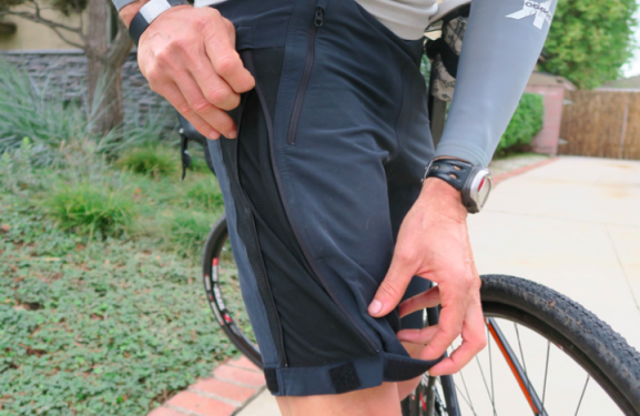Thoughts on baggie shorts should cyclists wear them