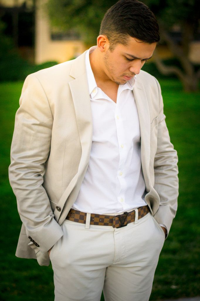 a139c66a24e The statement men's style belt. Blazer Banana Republic / Shirt Hugo Boss )  / Pants Banana Republic / Shoes Vince Camuto / Belt Louis Vuitton . # louisvuitton