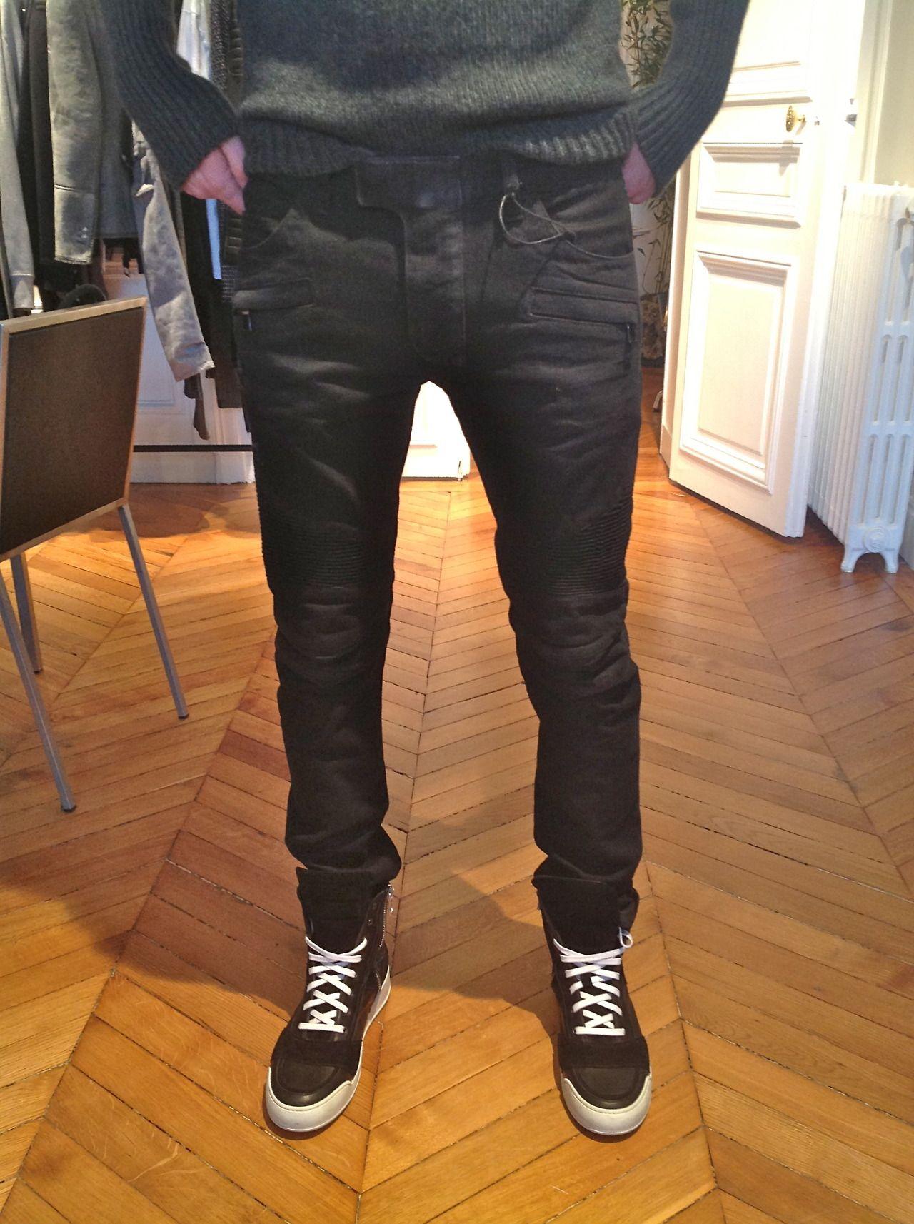 balmain biker jeans 2014 mens homme online buy | ropa y calzado