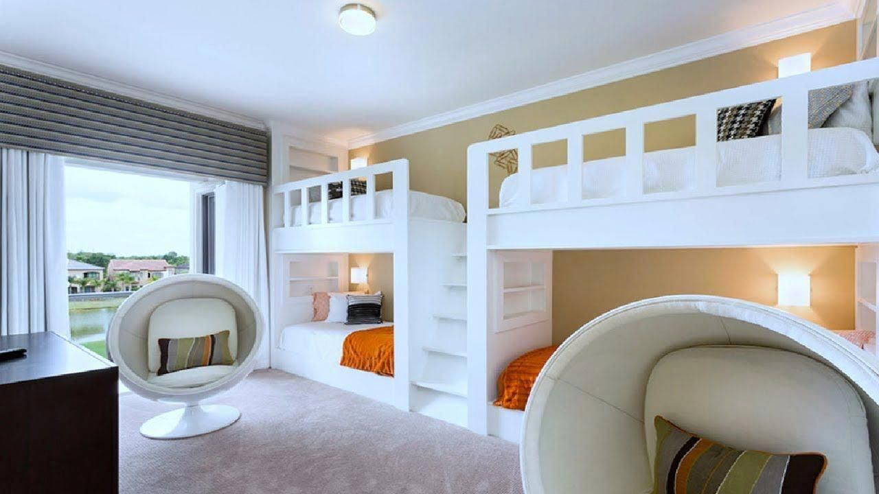 Creative loft bed ideas  Cool Bunk Bed Ideas For Boys And Girls  bunkbedideasforboys