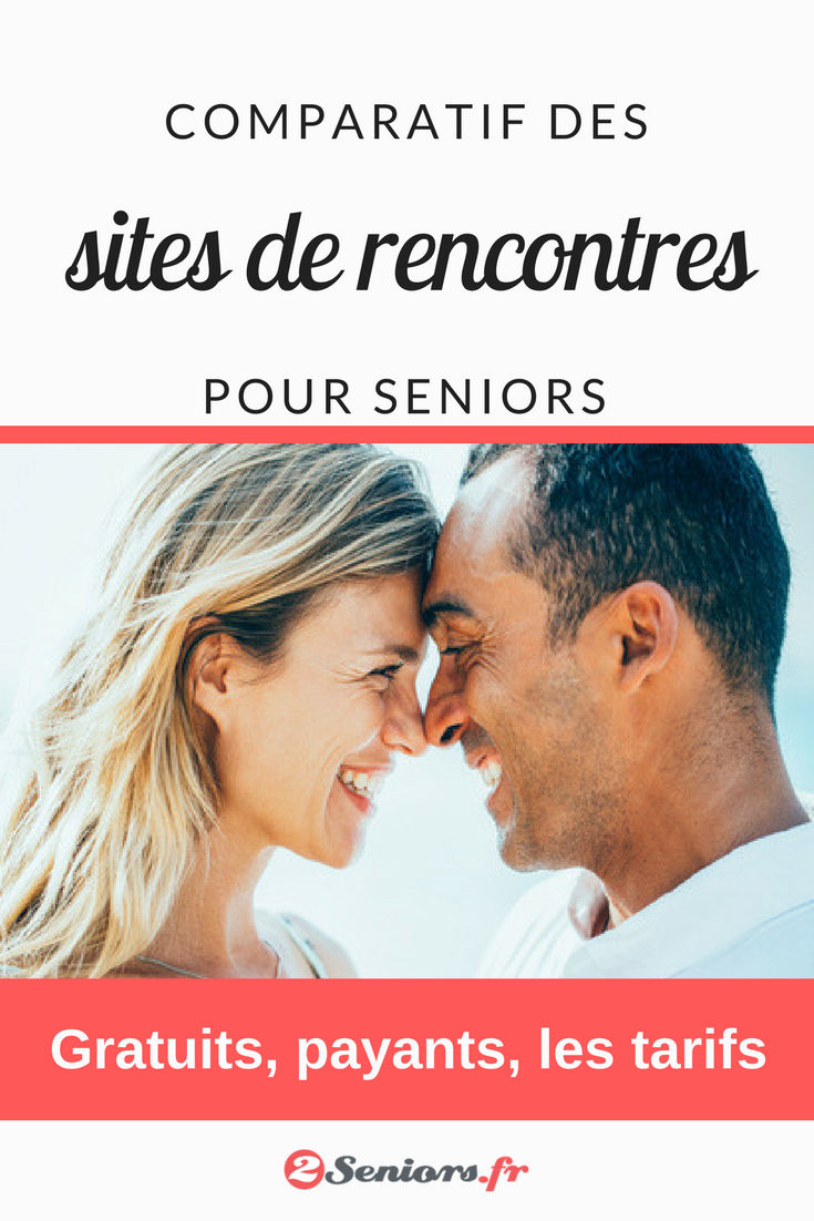 tarifs sites de rencontre seniors