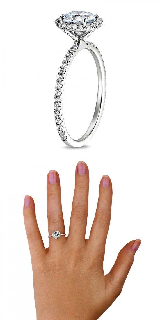 Platinum Waverly Diamond Ring Engagement Wedding Rings Engagement Beautiful Rings