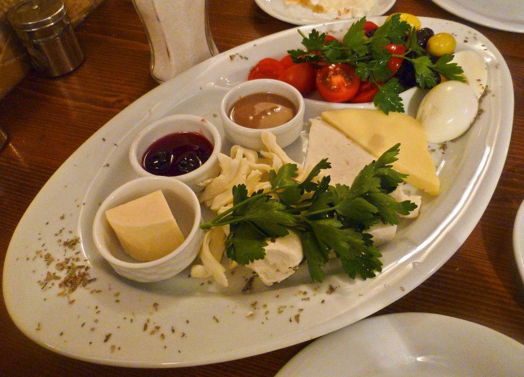 A Traditional Turkish Breakfast | Confused Julia