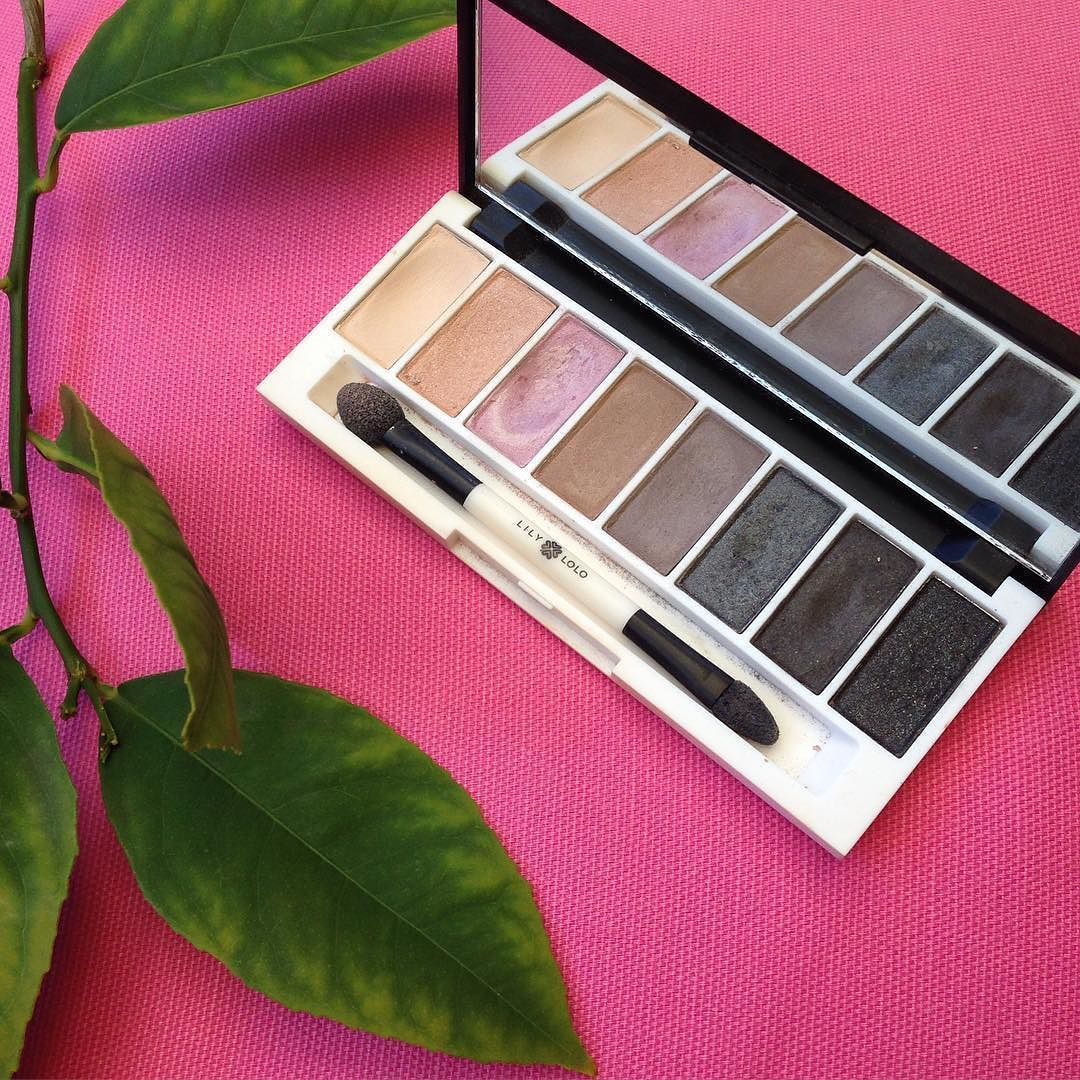 Natural smokey eye palette this is the smoke and mirrors