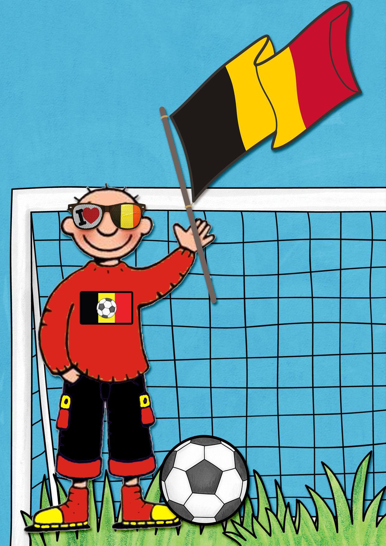 Jules Rode Duivel Voetbal Voetbal Olympische Sport Peuteractiviteit