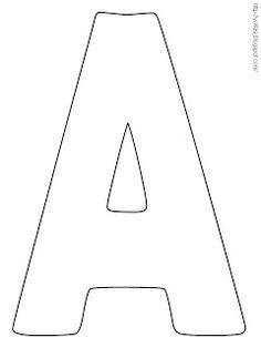 Letras para colorear y recortar   Cj   Lettering, Alphabet a