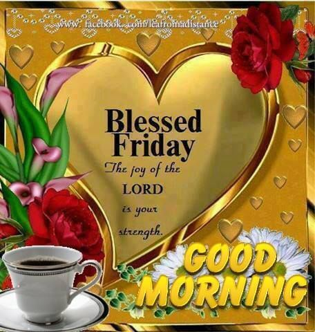 Good Morning Blessed Friday Pictures Photos And Images For