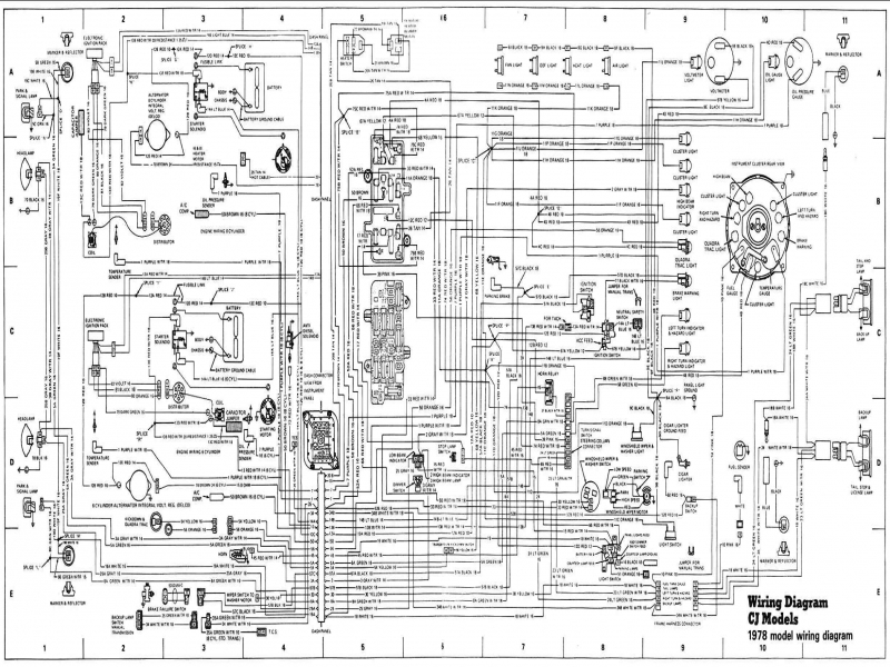 1998 jeep cherokee wiring diagrams pdf - Google Search in ...