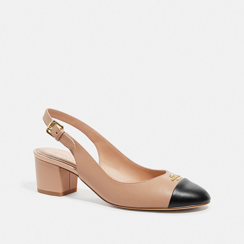 Slingback, Shoes heels pumps, Heels