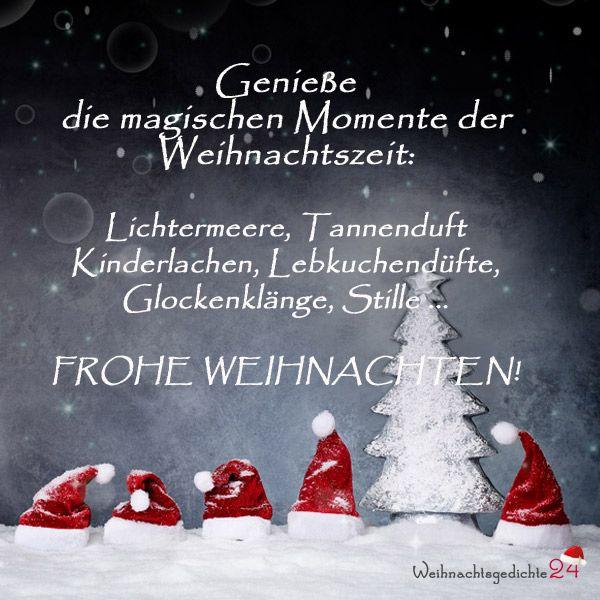 weihnachtsgr e per karte adventszeit weihnachtsgr e frohe weihnachten spr che und