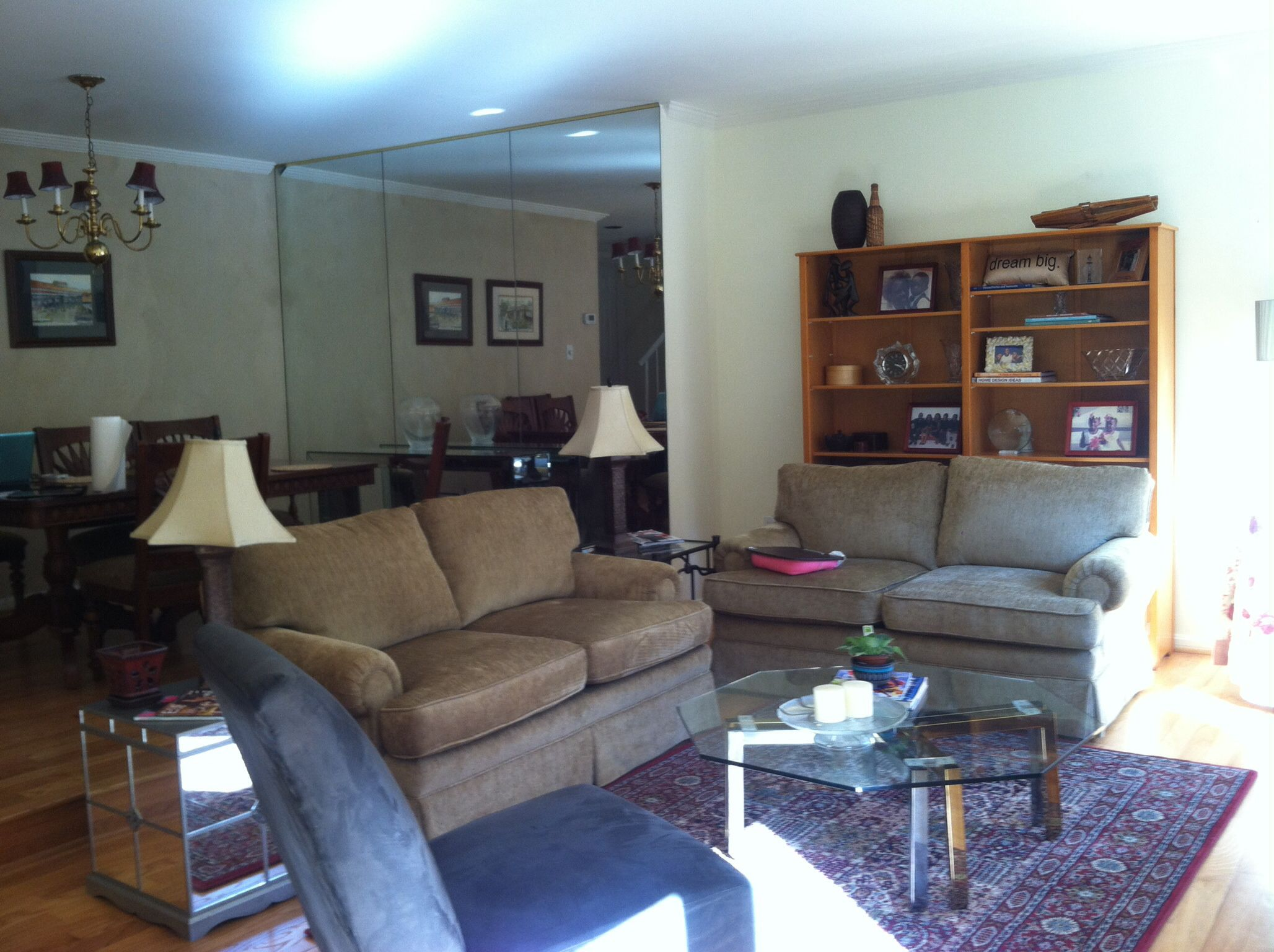 Sofas, Area Rug, Tv Stand All Great Craigslist Finds Under $400