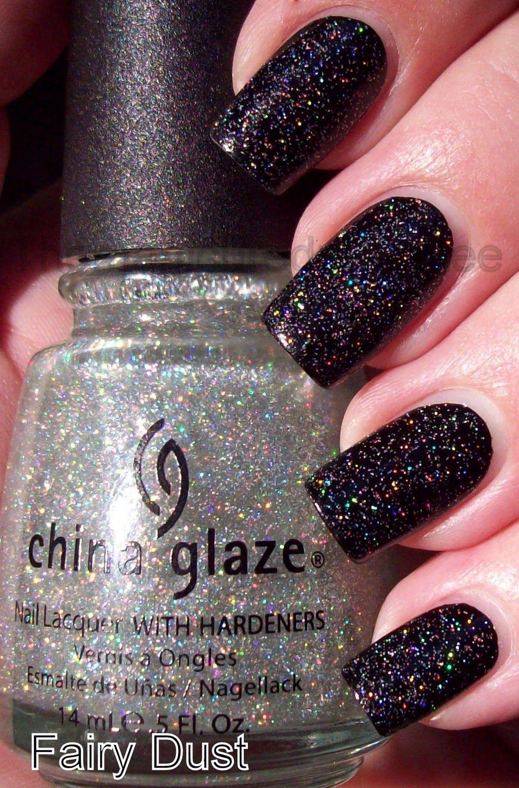 China Glaze Fairy Dust | My Nail Polish | Pinterest | China glaze ...